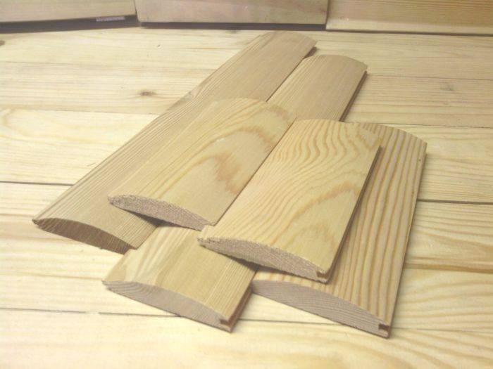 Блок-хаус или имитация бруса: что лучше и в чем отличия двух материалов