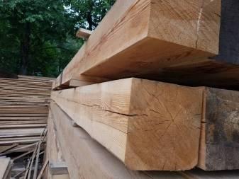 Что лучше для строительства дома: брус или клееный брус - отличия, особенности, области применения