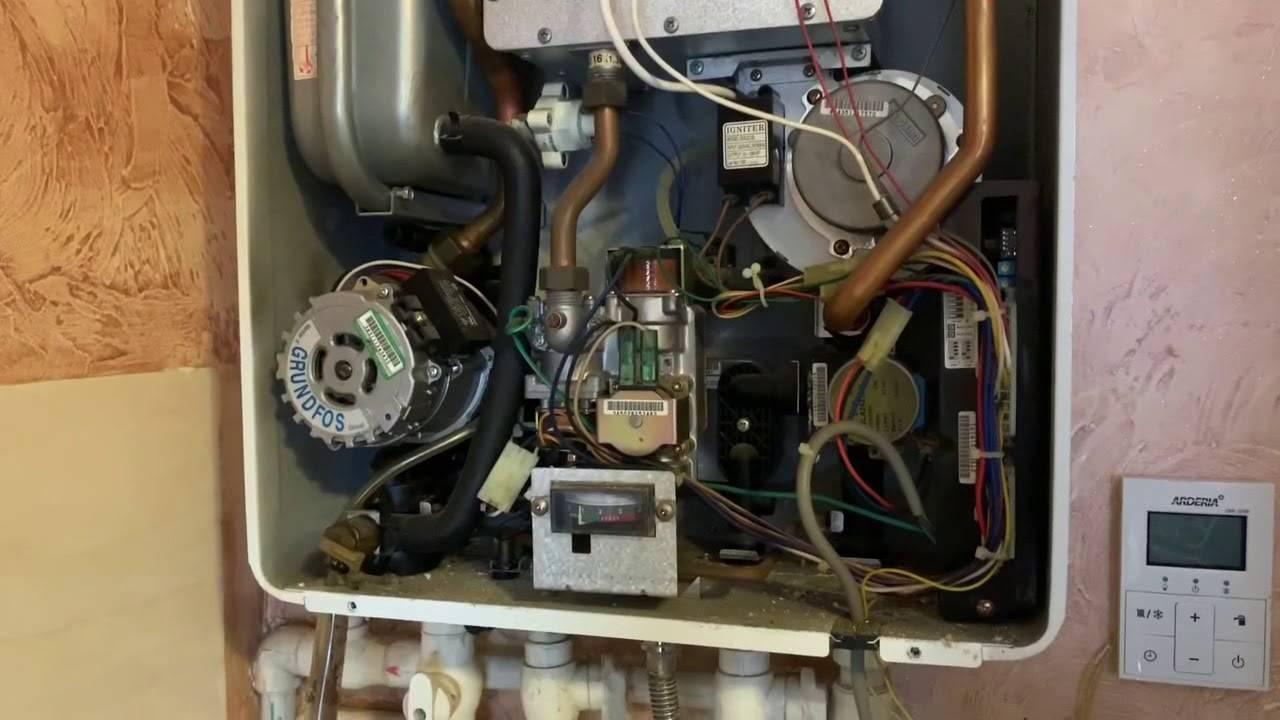 Газовый котел arderia: инструкция по эксплуатации, настройка, технические характеристики, коды ошибок и отзывы покупателей