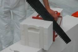 Ножовка по бетону: особенности резки