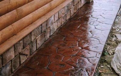 Краска для бетонных стен - выбор и нанесение