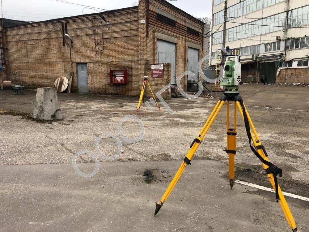 Геодезическая разбивочная основа для строительства |  строительство | postrojkin.ru