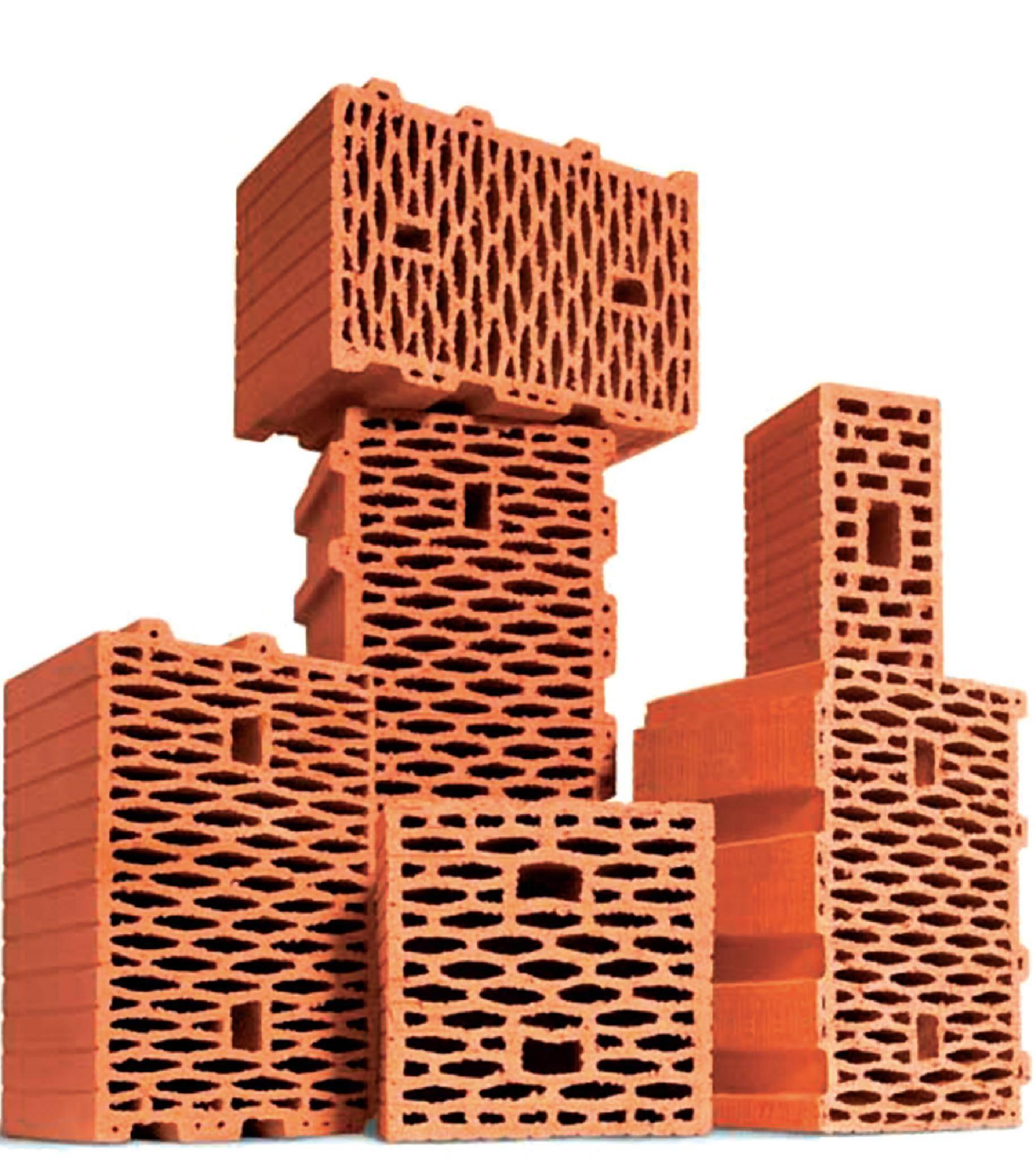Основные характеристики керамических блоков от производителя ЛСР