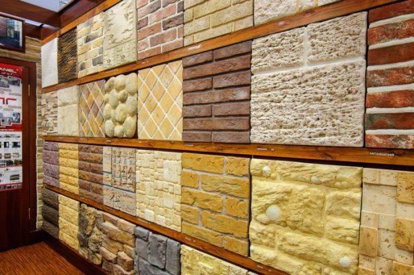 Отделка цоколя фасадной плиткой: технология укладки