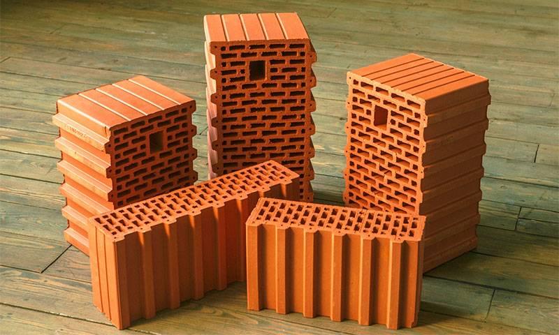 Что такое керамический кирпич? 62 фото размеры утолщенного кирпича и популярные производители, характеристики и тонкости производства лицевых одинарных изделий