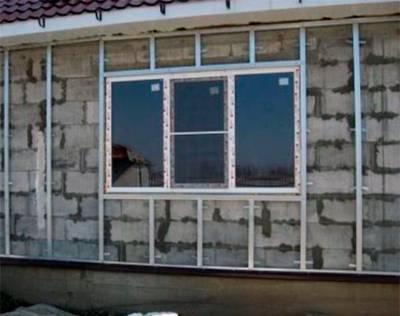 Можно ли использовать профиль для гипсокартона при монтаже фасадных панелей