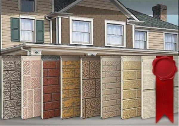 Достоинства и недостатки фасадных панелей фирмы технониколь хауберк