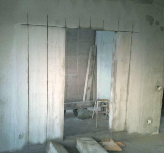 Бетонная стена: возведение, обработка, варианты отделки