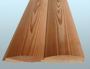 Блок хаус из лиственницы - сортамент и правила монтажа своими руками