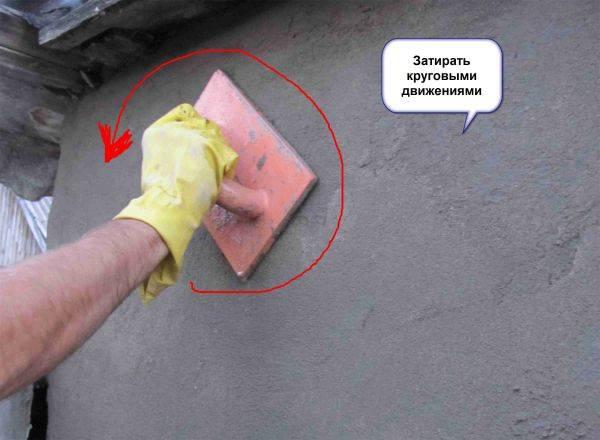Штукатурка цементно песчаная: что это такое и её состав