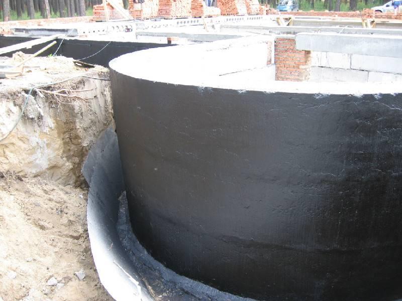 Применение жидкого стекла для гидроизоляции фундамента
