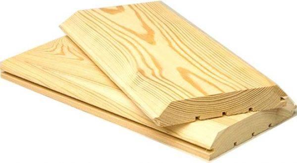 Виды деревянного блок-хауса — из сосны, ели, липы, кедра, ольхи и других