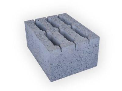 Все о гаражах из керамзитобетонных блоков