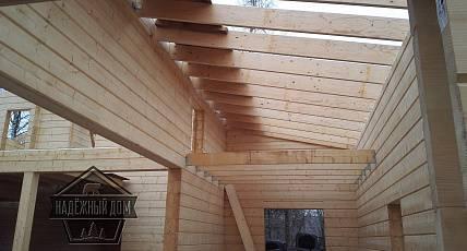 Основные ошибки и риски при строительстве дома из бруса