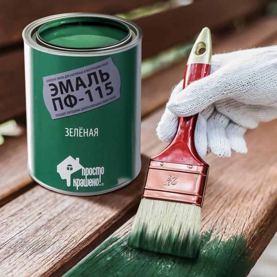 Расчет расхода краски тиккурила на 1м2 в 2 слоя при обработке различных материалов