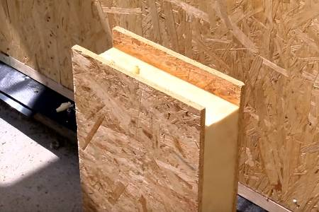 Гараж из сэндвич панелей своими руками - проект, конструкция каркаса, пошаговая инструкция по строительству