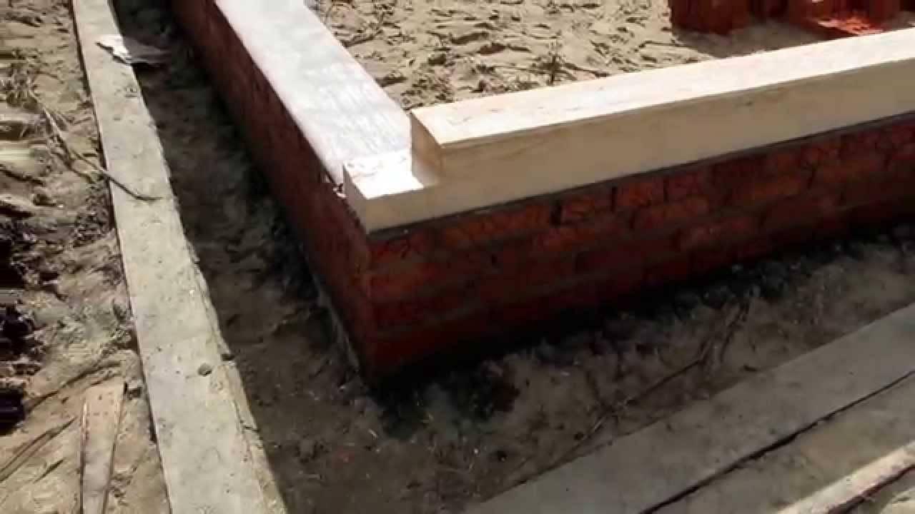 Пошаговая инструкция по возведению свайно-ленточного фундамента своими руками