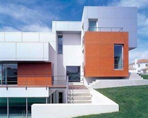 Технология монтажа алюминиевых фасадных панелей из оцинкованной стали