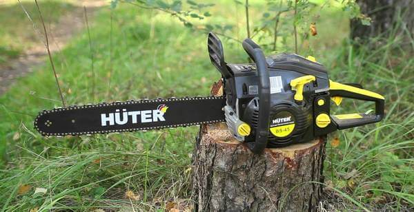 Бензопила Huter: обзор надежных инструментов для работы и описание параметров устройств + отзывы покупателей