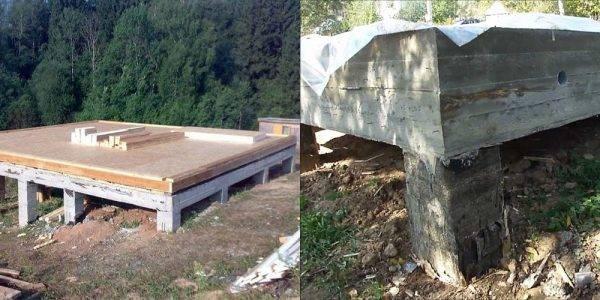 Как построить дом на склоне: проектирование, особенности постройки, как использовать неровности поверхности