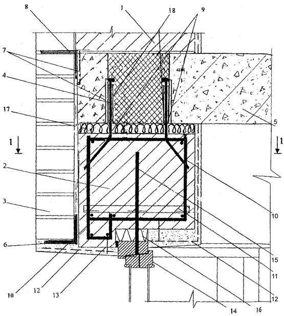 Полезная информация о монолитном перекрытии в доме из газобетонных блоков