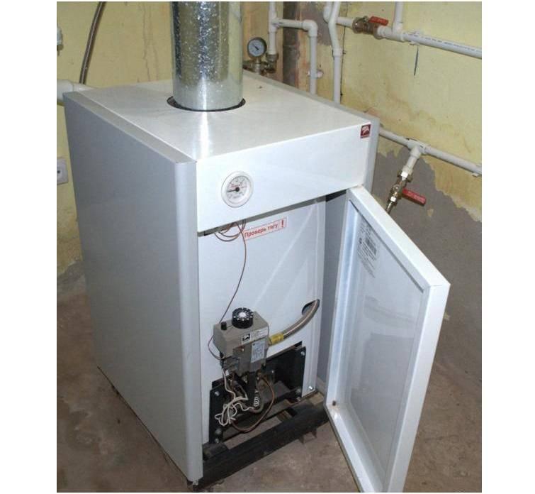 Газовый котел сиберия напольный