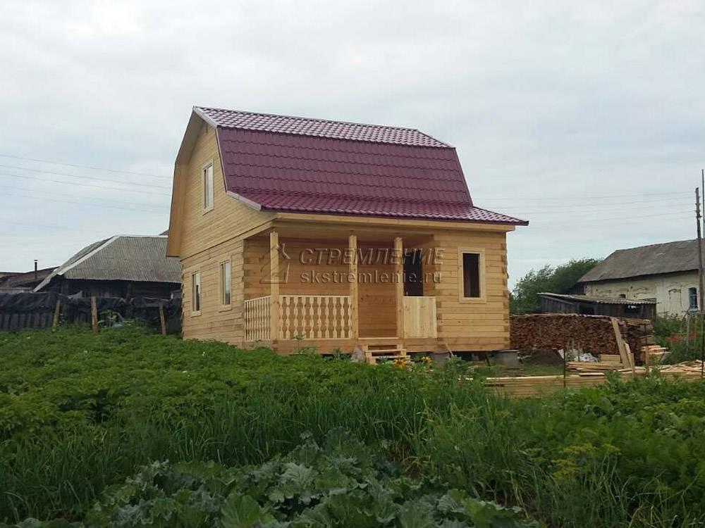 Срок службы деревянного дома. от чего он зависит?