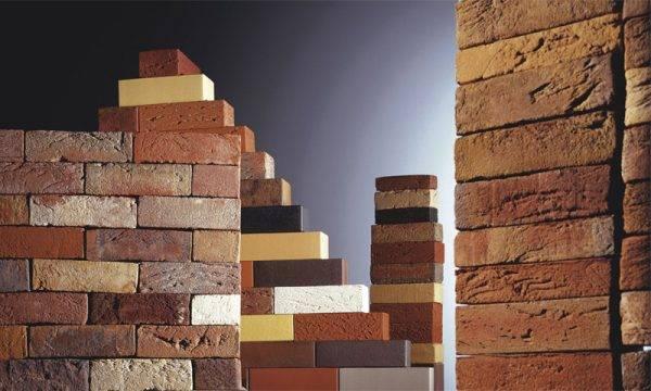 Описание облицовочного коричневого кирпича - строим сами