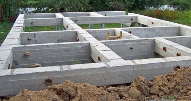 Буронабивные сваи: устройство и тонкости проведения строительных работ
