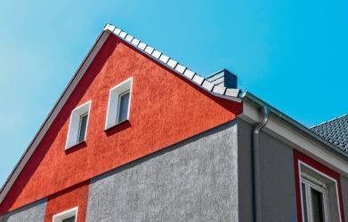 Достоинства и недостатки силиконовой штукатурки для фасада + технология отделки