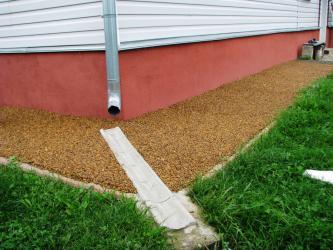 Как сделать садовые дорожки из щебня или гравия своими руками - инструкции и практические советы