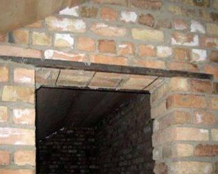 Как прорубить дверь в кирпичной стене